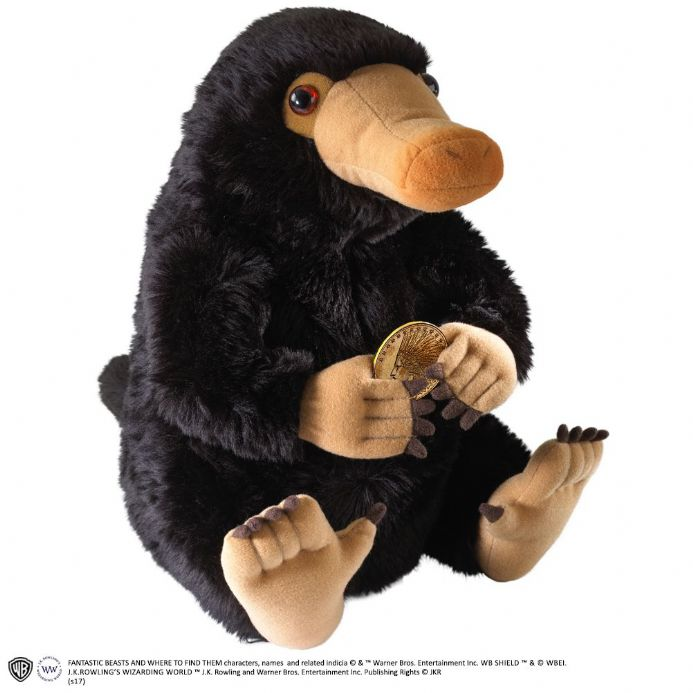 Fantastic Beasts Niffler Premium Collectors Plush | Buy now at The G33Kery - UK Stock - Fast Delivery